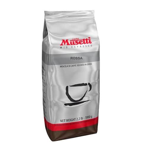 Espresso Musetti - Rossa 1000g σε κόκκους