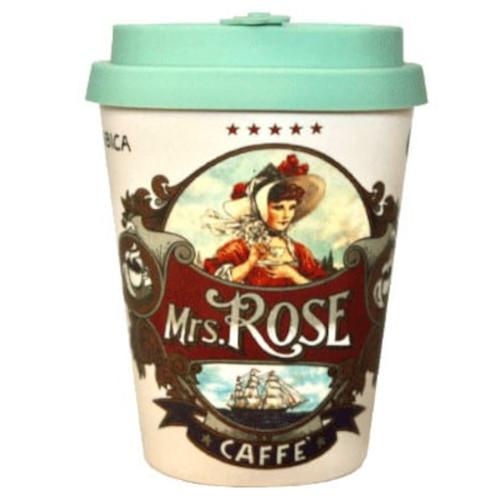 Mrs Rose Ecoffee cup – 350ml
