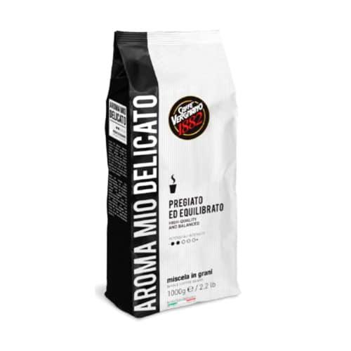 Καφές Espresso Vergnano Aroma Mio Delicato 1000g σε κόκκους