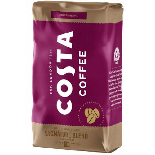 Costa Coffee The Signature Blend Dark 1000gr σε κόκκους