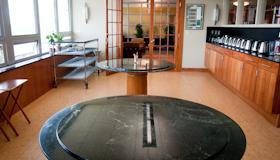 Inside our sensorial lab