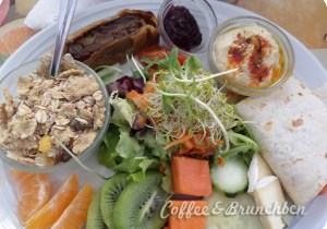 Brunch vegetariano y ecologico en Raval–Vegetalia-Brunch
