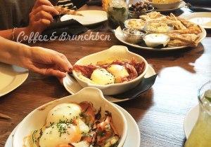 Brunch para cenar, llega el brinner-Alsur Cafe Palau-Varios platos de brunch