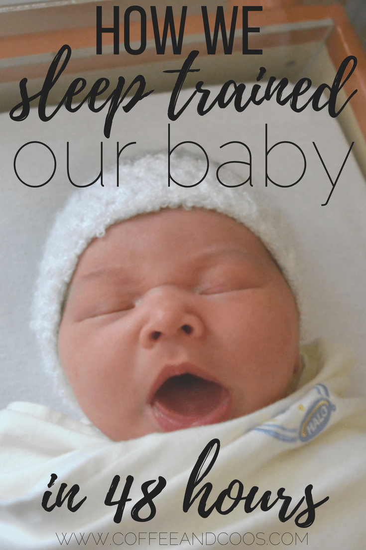 How we got our Baby to Sleep Through the Night