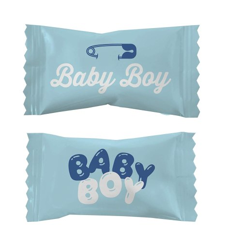 mints for baby shower favors