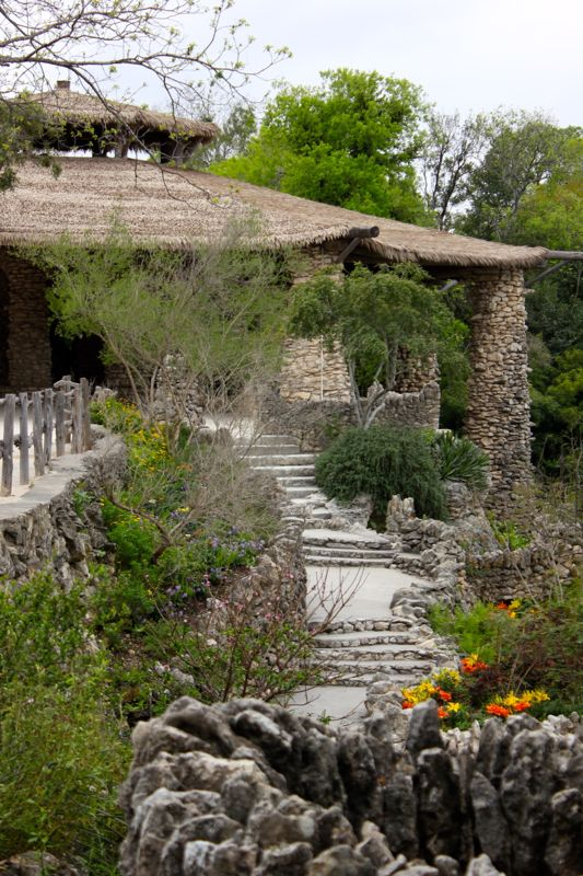 Japanese Tea Gardens, San Antonio