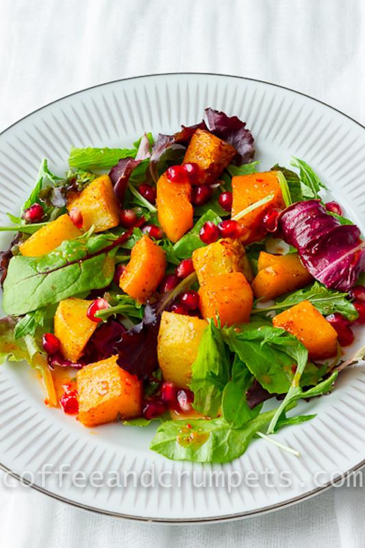 Butternut Squash and Sweet Potato Salad-2