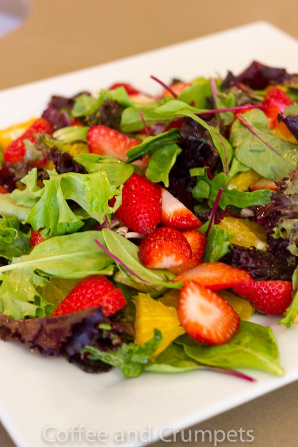 Orange and Strawberry Salad-1