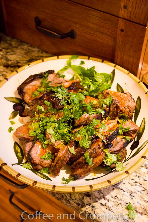 Moroccan Dinner-
