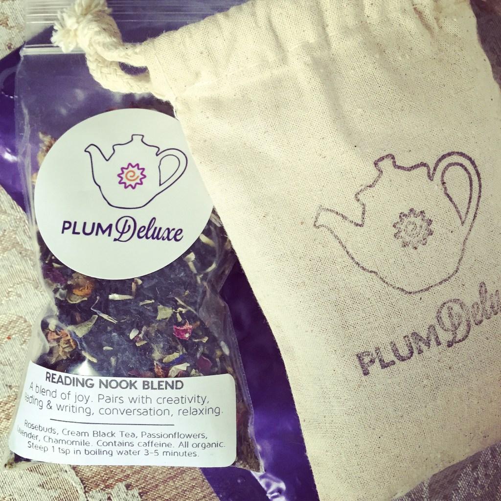Plum Deluxe Teas