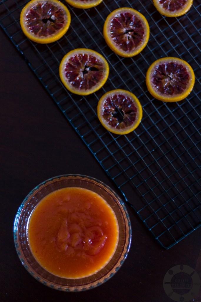 Blood Orange Curd