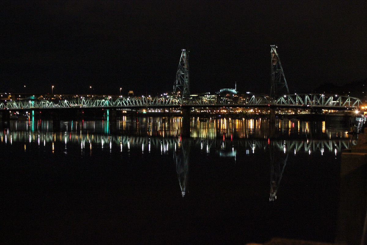 Portland port/downtown