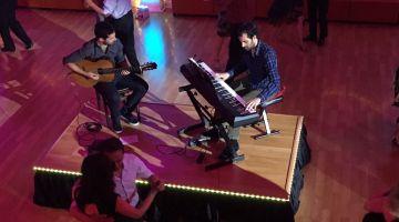 Tango BC Duo, Cecilia Gonzalez Make It a Hot Night at Tango Room