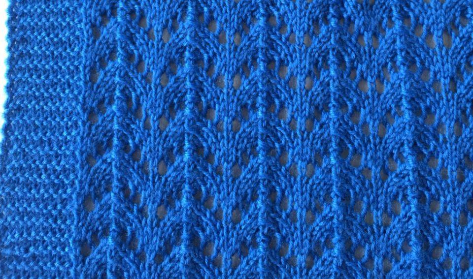 Lace Stitches Up Close