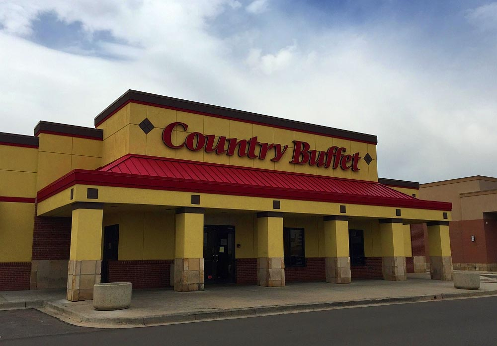 11. Country Buffet