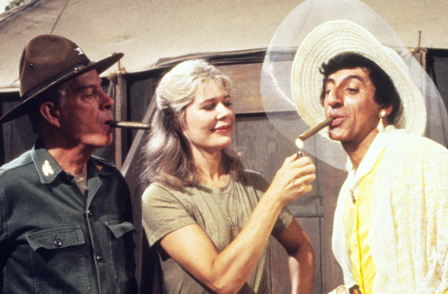 17. Just One Episode For Jamie Farr