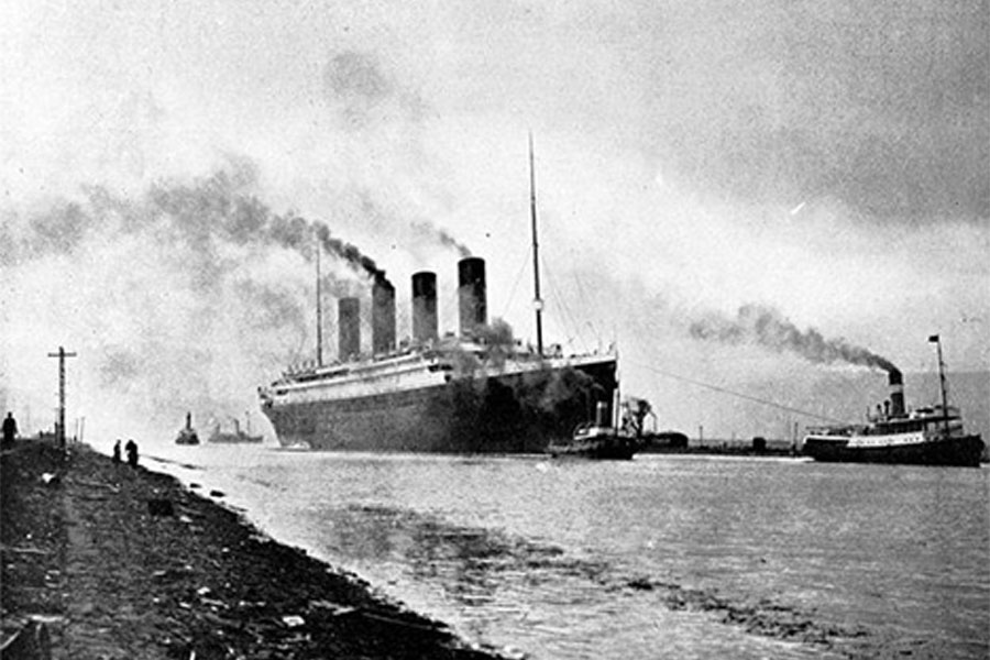 1. Building The Titanic
