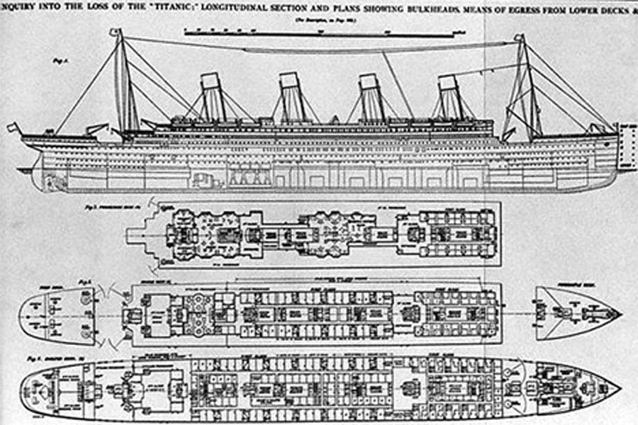 2. Titanic Was A Record Setting Vessel