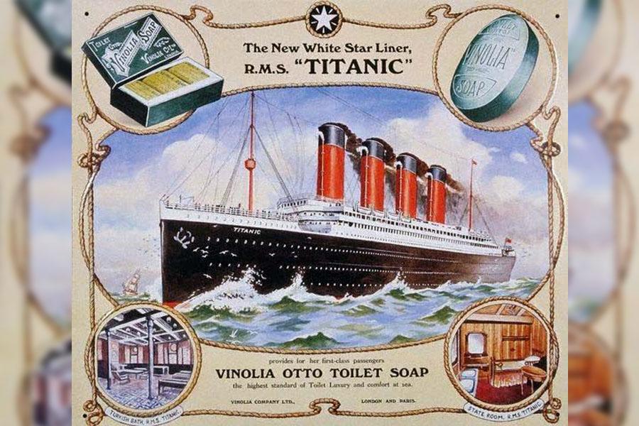 22. Maiden Voyage Of The Titanic
