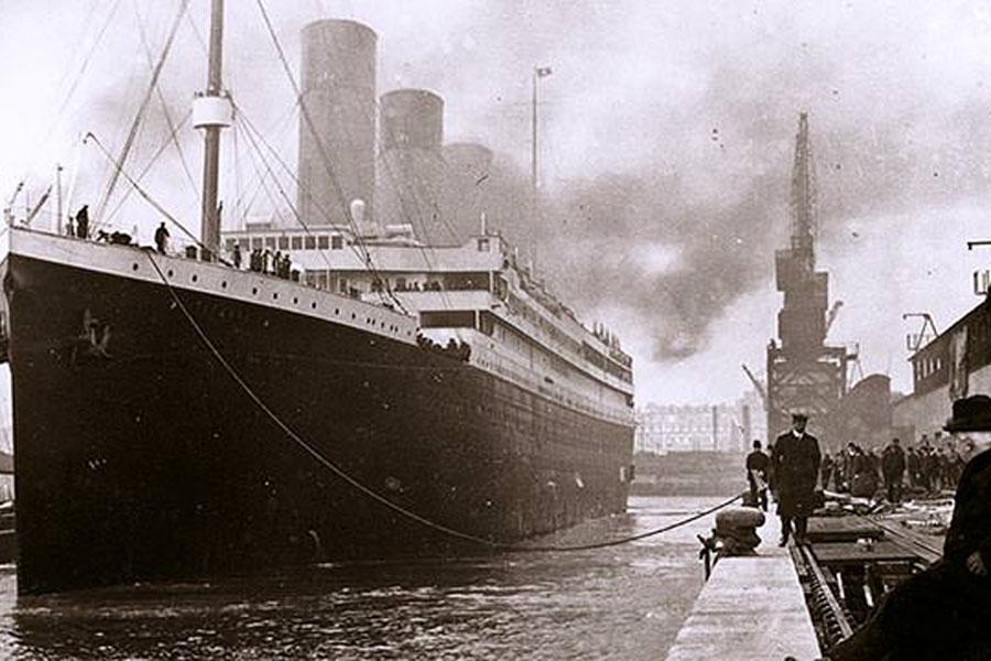 23. Maiden Voyage Of The Titanic