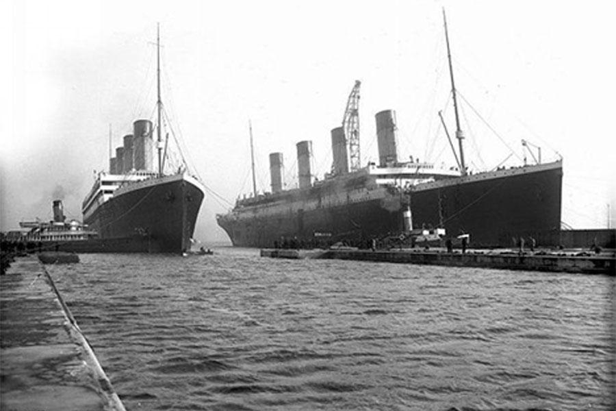 3. Titanic's Doppelganger