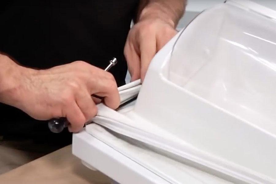 20. Fridge Gasket Maintenance