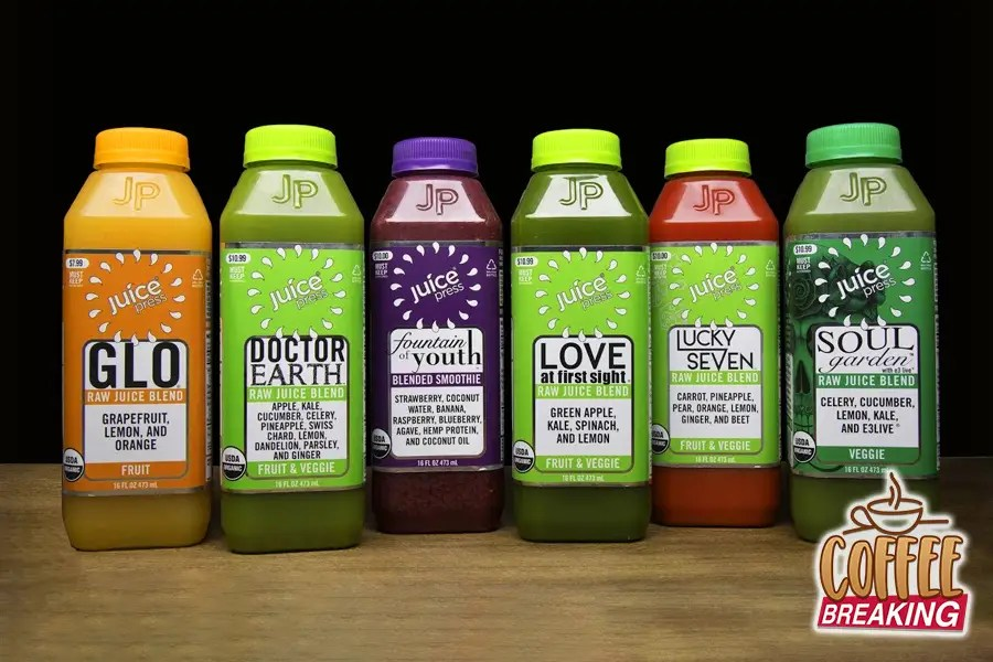 2 Juice Press Up To $201 Per Juice Cleanse