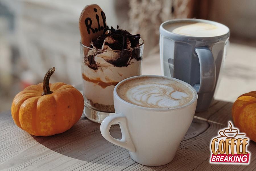 Top 5 Coffee Recipes Boozy Pumpkin Spiced Latte