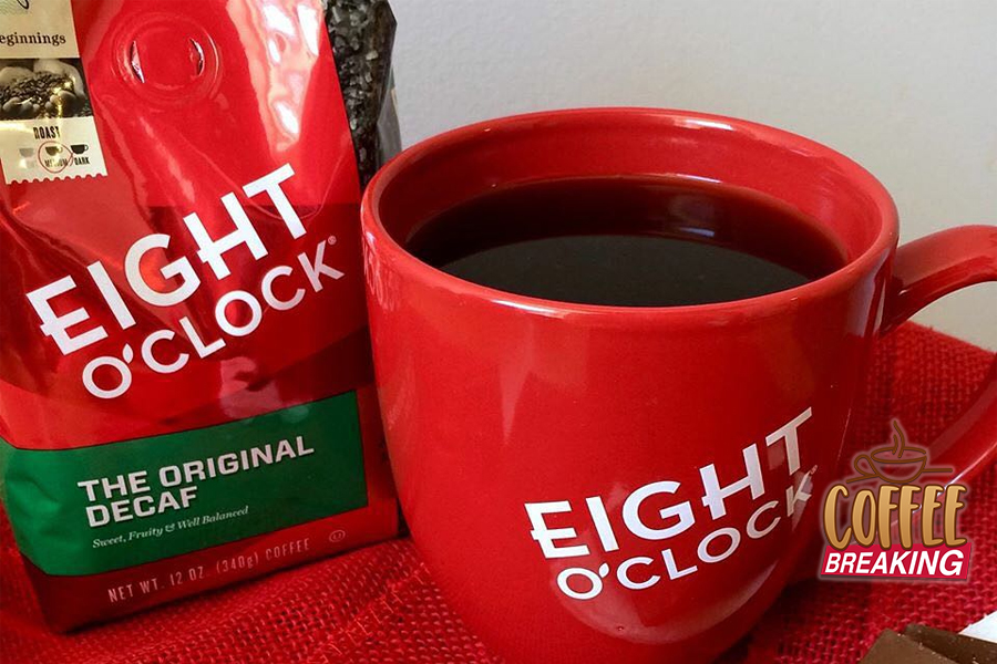 2 Eight O Clock The Original Decaf Top 5 Grocery Bought Coffee Brands