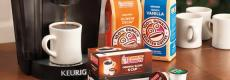 Dunkin Donuts Keurig Holiday Giveaway