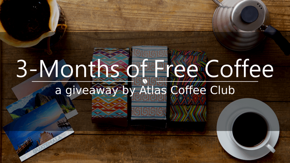 coffee giveaway