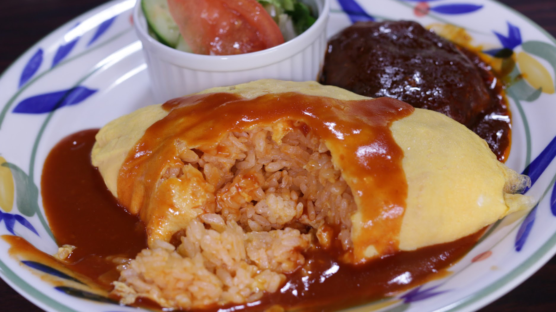 The Best Omurice in Japan