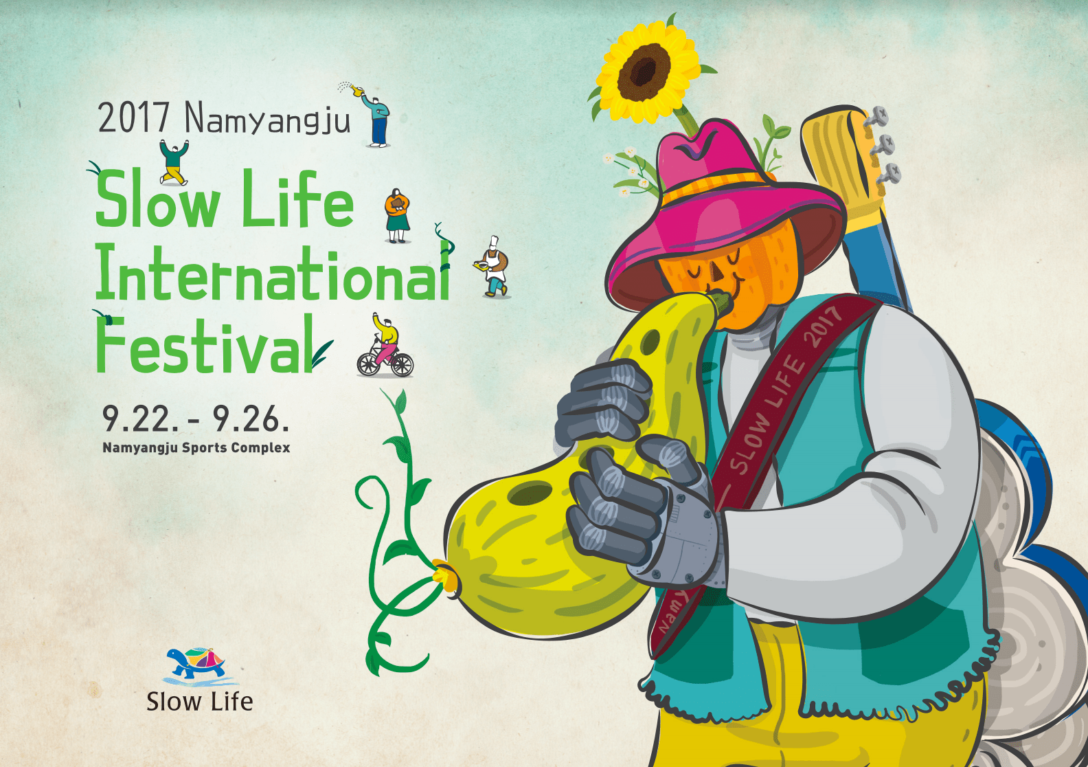 The Korean Slow Life Festival