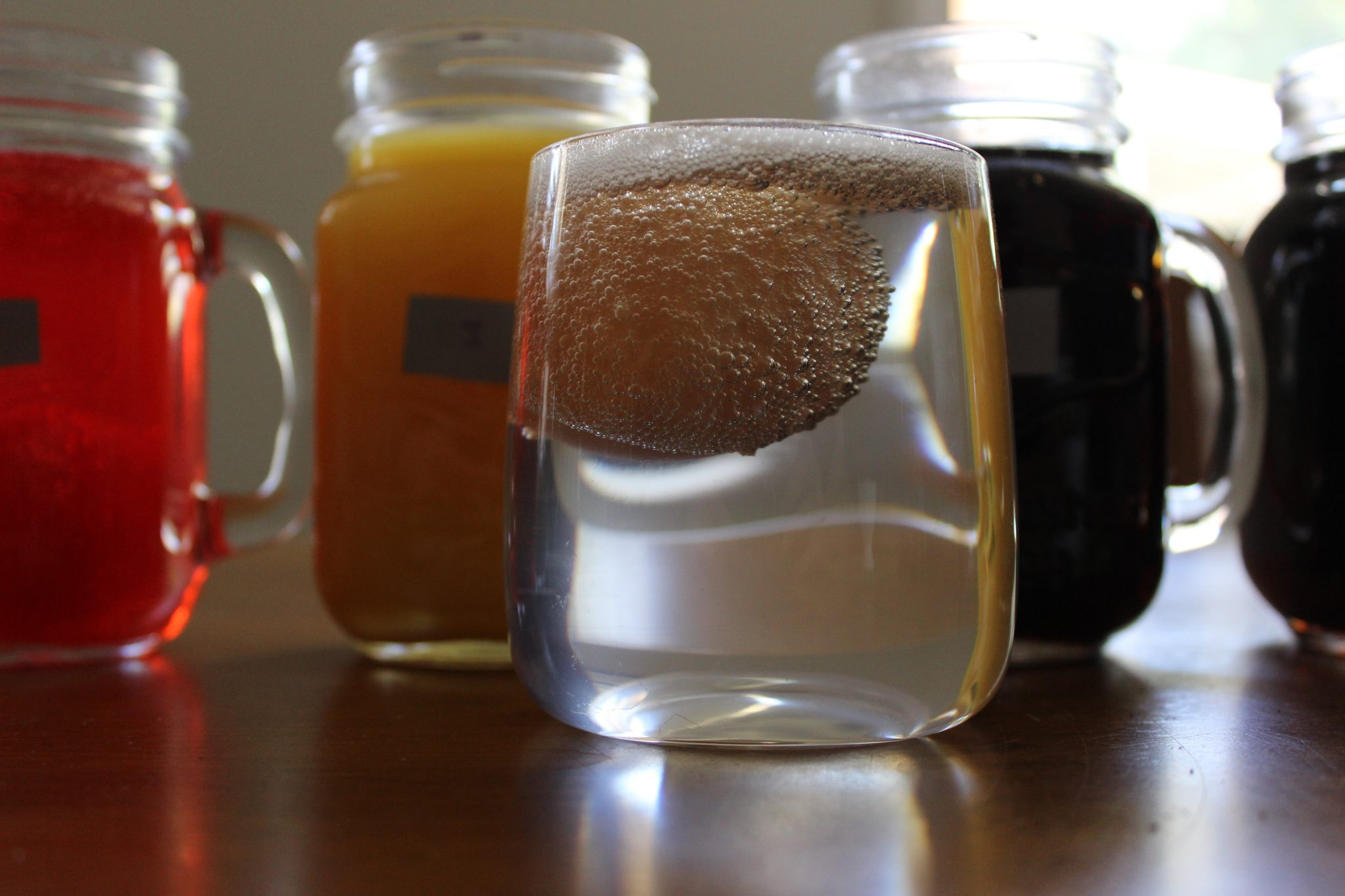What Happens To Eggshells In Soft Drink