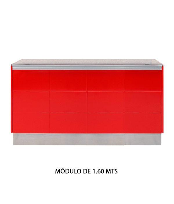 BARRA CUADRO MODULO 160 1