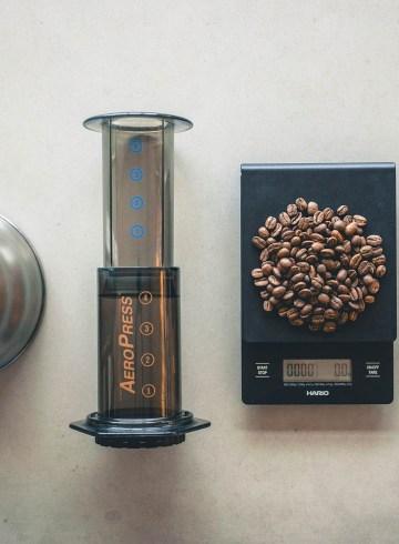 szybka kawa dobra kawa