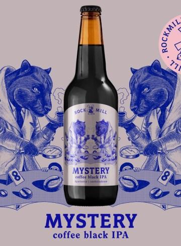rockmill mystery piwo beer