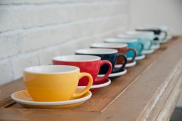 idealna filiżanka do kawy