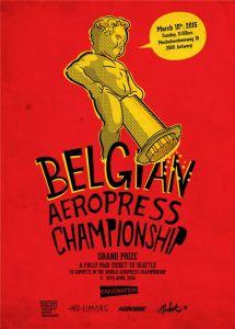 belgian aeropress championship