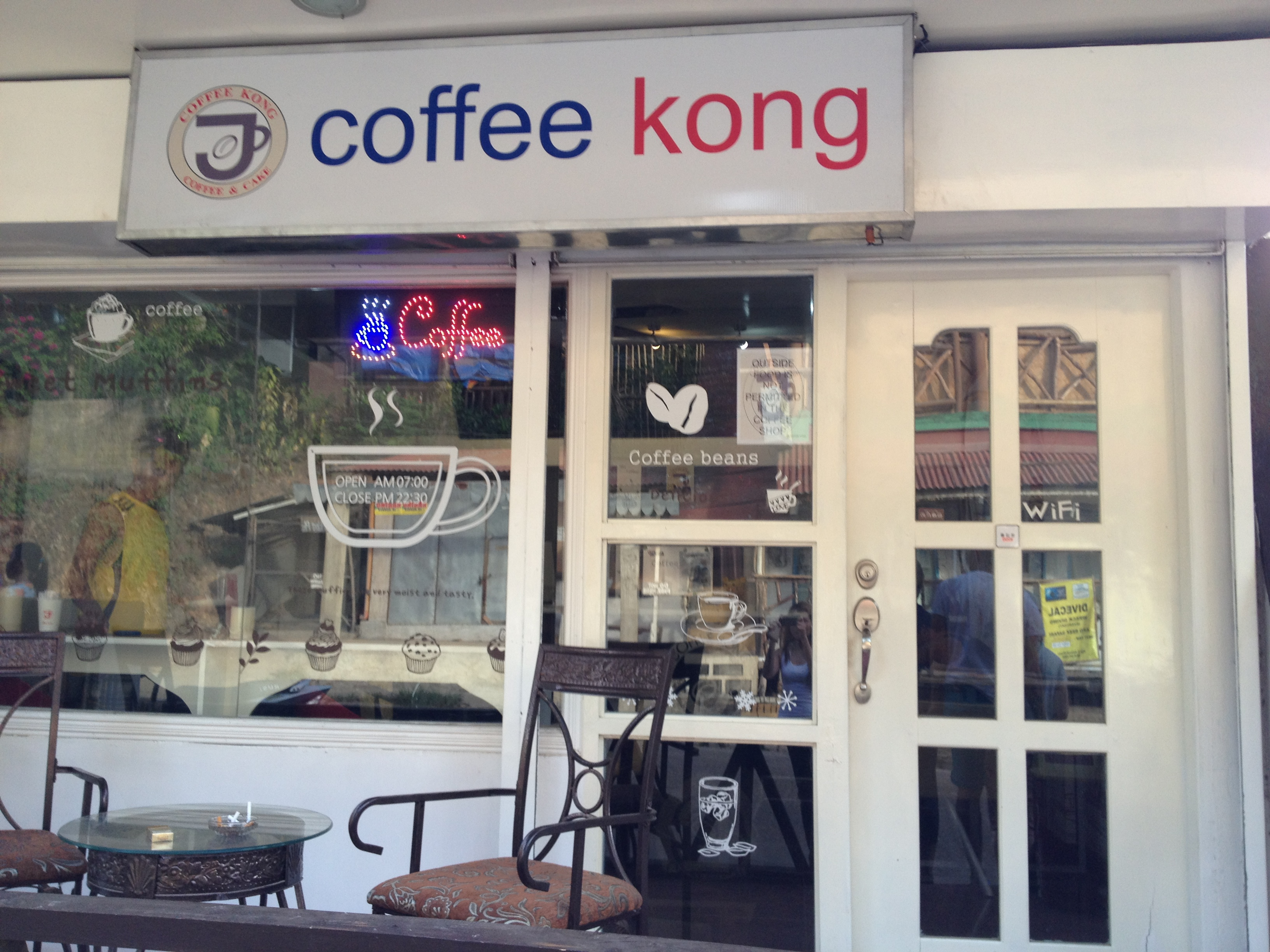 Image result for coffee kong coron