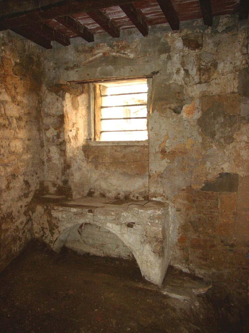 Arriccio ed intonaco di vecchi muri