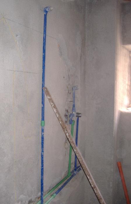Impianti idrico e fognario Come evitare le modifiche durante il corso dei lavori