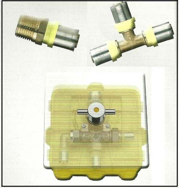 Un sistema a tubo multistrato per gas