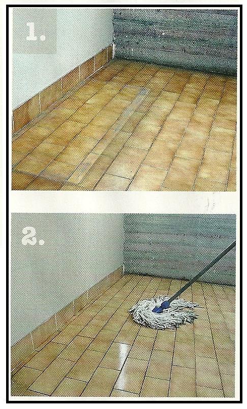 Come eliminare le infiltrazioni dai pavimenti di terrazze