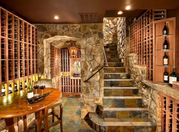 Build a new wine cellar