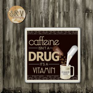 Coffee is a vitamin