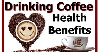 Drinking Coffee Health Benefits