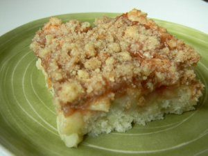 Easy Coffee Cake Recipe - Apple Coffee Cake