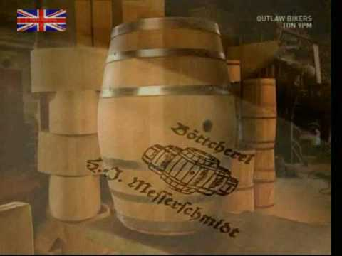 How A Traditional Wine Barrel Is Made…