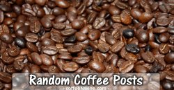 Random Coffee Posts Sorted by Feature Images